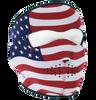 USA Flag Stars and Stripes Neoprene Full Face Mask - Motorcycle Mask - FMB05-HI