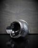 Pot Head Skull - Pewter - Motorcycle Gremlin Bell - Made In USA - SKU BB93-DS