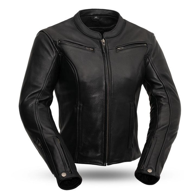 Let's Talk Women's Leather Motorcycle Jackets - The Best Women's Leather Motorcycle Jackets - 2021