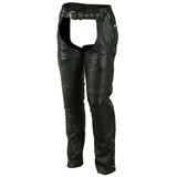 Men's Leather Chaps