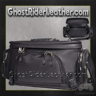 Motorcycle Sissy Bar Bag / SKU GRL-SB13-DL
