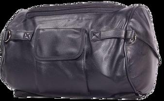 Motorcycle Sissy Bar Duffle Bag  - Biker Gear Bags - SKU SB74-DL