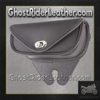 Motorcycle Windshield Bag - Plain - Biker Gear Bags - SKU WS22-DL