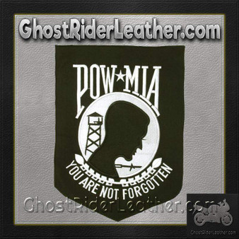 POW MIA - You Are Not Forgotten Patch / SKU GRL-PAT-B104-DL
