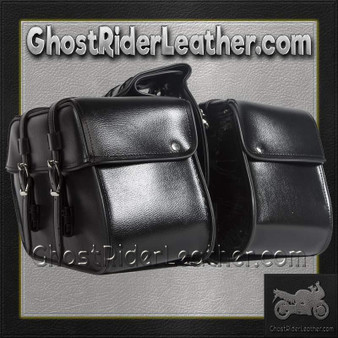 PVC Motorcycle Saddlebags / SKU GRL-SD4079-PV-DL