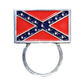 Rebel Flag - Confederate Flag - Sunglasses Holder - SKU GRL-GH8-DL