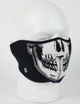 Skull Neoprene Half Face Mask -Motorcycle Riding Mask - FMF08-HI