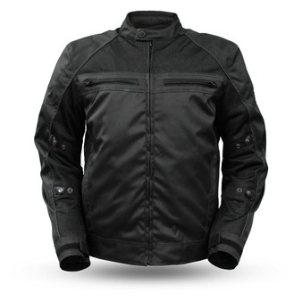 Textile Explorer - Men's Motorcycle Jacket - SKU GRL-FIM268TEX-FM