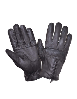 UNIK Full Finger Leather Gloves