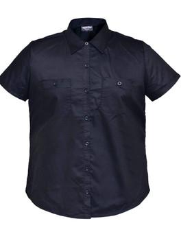 UNIK Half Sleeve Denim Shirt