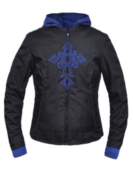UNIK Ladies Blue Textile Jacket