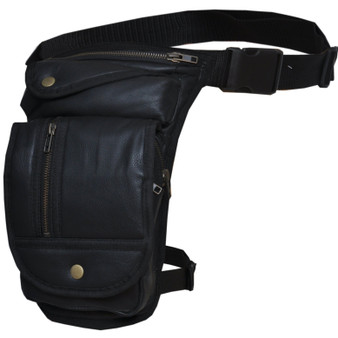 UNIK Ladies Leather Thigh Bags - SKU GRL-9799-00-UN