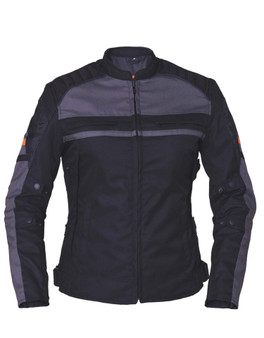 UNIK Ladies Nylon Textile Jacket 4