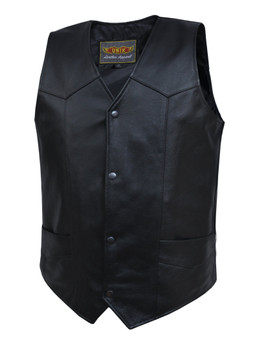 UNIK Men's BIG AND TALL Vest - SKU GRL-612-00-UN