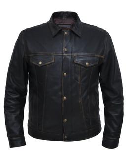 Men's Colorado Brown Shirt Jacket
