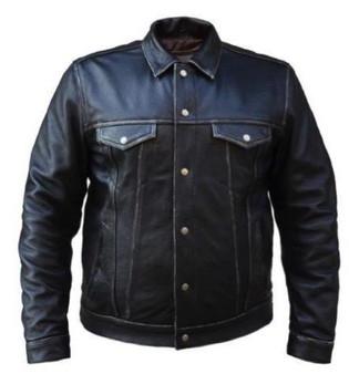 Men's Durango Gray Shirt Jacket