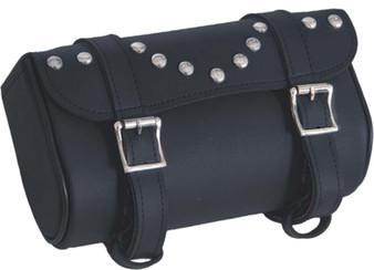 UNIK PVC Tool Bag With Studs - Motorcycle Storage - SKU 2863-00-UN