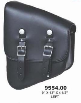 UNIK Swing Arm Bag Left - Motorcycle Luggage - SKU 9554-00-UN