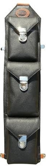 Black Pebble Leather Freedom Sling - SKU DS10111-DS