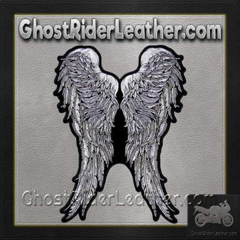Angel Wings Vest Patch - SKU GRL-PPA8273-HI