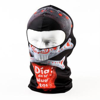 Full Face Mask - Bandito Design - Motorcycle Mask - Balaclava - BANDITO-HI