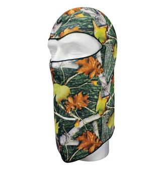 Full Face Mask - Camouflage Design - Motorcycle Mask - Balaclava - CAMOFLAGE-BALA-HI
