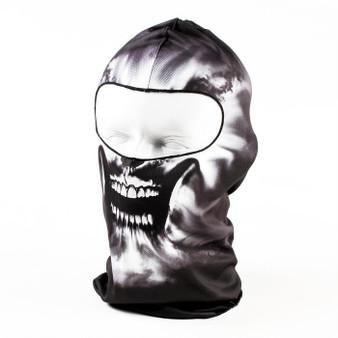 Balaclava Full Face Mask - Casper Design - SKU GRL-CASPER-BALA-HI