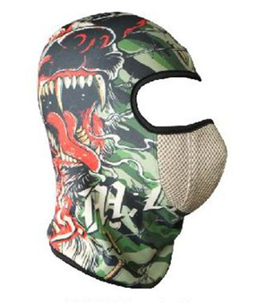 Balaclava Full Face Mask - Cujo Design - SKU GRL-CUJO-HI