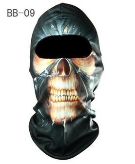 Balaclava Full Face Mask - Eddie Design - SKU GRL-FMU06-HI