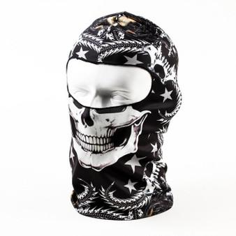 Balaclava Full Face Mask - Gangstar Design - SKU GRL-GANGSTAR-BALA-HI