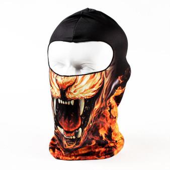 Balaclava Full Face Mask - Gato Design - SKU GRL-GATO-BALA-HI