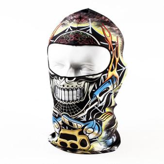 Balaclava Full Face Mask - Knuckle Head Design - SKU GRL-KNUCKLEHEAD-BALA-HI