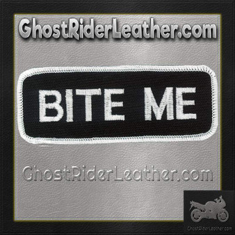 Bite Me Vest Patch - SKU GRL-PPL9088-HI