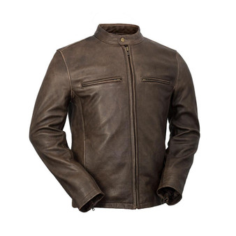 Maine - Men's Leather Jacket - SKU GRL-WBM2052-FM