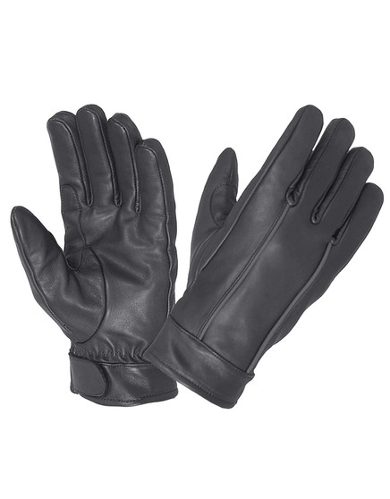 UNIK Full Finger Leather Gloves 3