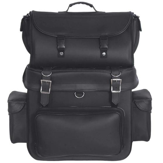 UNIK PVC Sissy Bar Bag - SKU GRL-2996-00-UN
