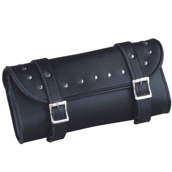 UNIK PVC Tool Bag With Studs Design - Motorcycle Gear Bag - SKU 2816-00-UN