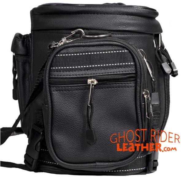 Sissy Bar Bag - Motorcycle - Trunk Bag - Storage Gear - SB13-DL