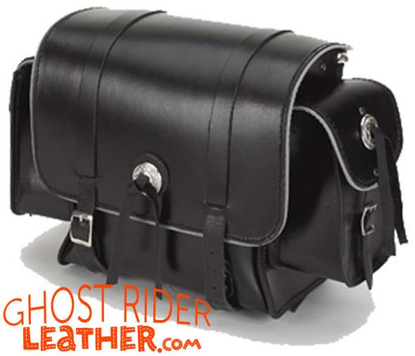 Sissy Bar Bag - Light Reflector - Motorcycle Gear Bags - SB78-DL