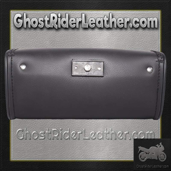 Motorcycle Windshield Bag with Braid Design / SKU GRL-WS14-DL