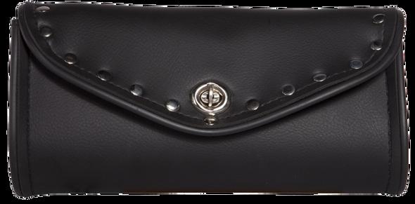 Motorcycle Windshield Bag with Studs - Biker Gear Bags - SKU -WS12-DL