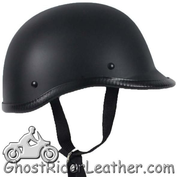 Polo Jockey Novelty Motorcycle Helmet Flat or Gloss - SKU GRL-POLO-NOV-HI