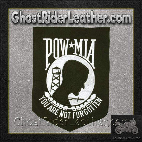POW MIA - You Are Not Forgotten Patch / SKU GRL-PAT-B104-DL