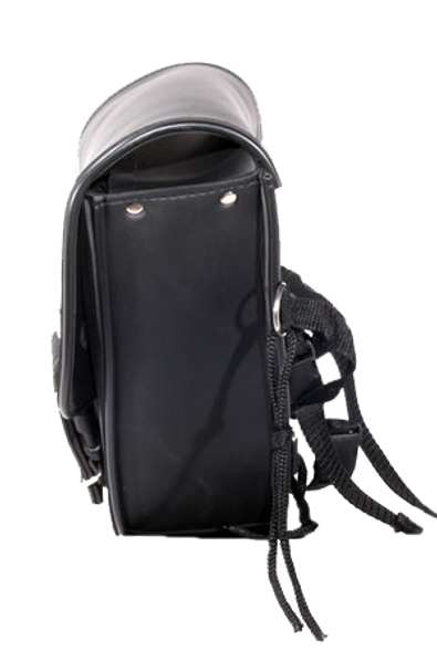 Swing Arm Bag - PVC - Solo - Motorcycle Luggage - SD4097-SOLO-DL