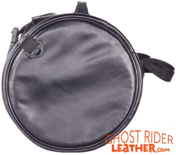 Sissy Bar Bag  - Motorcycle - Round - Duffle - Gear Bags - SB4-DL