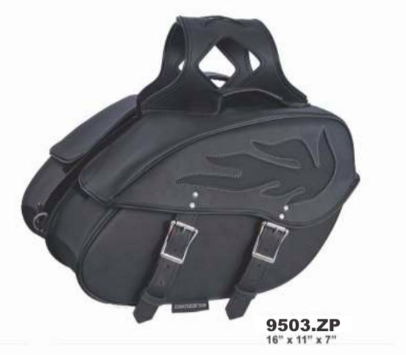 UNIK PVC Saddle Bag