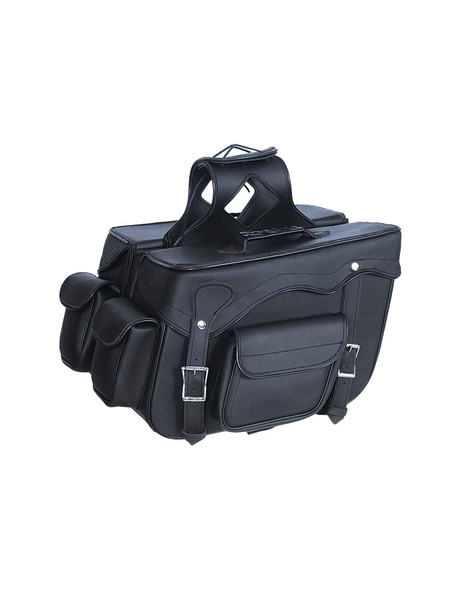 UNIK PVC Saddle Bag 3
