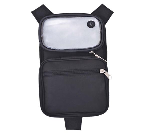 Magnetic Tank Bag - Textile Motorcycle Bag - 2490-00-UN