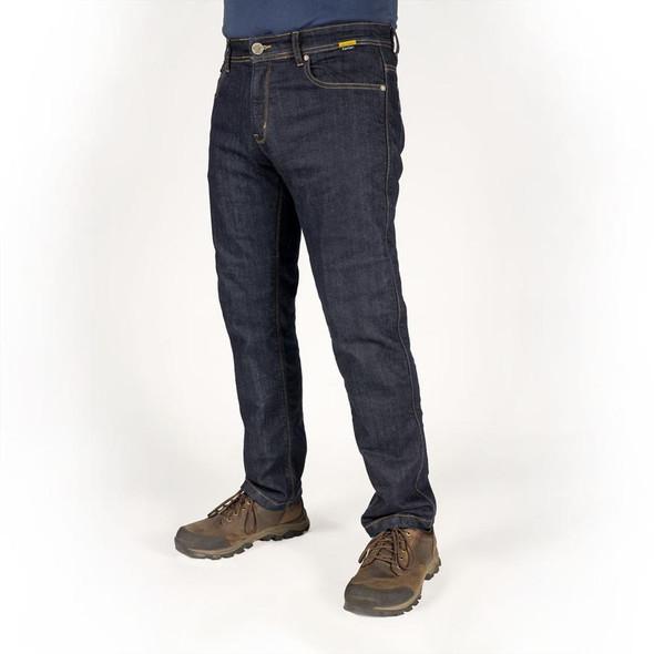 Motorcycle Jeans - Men's - Kevlar Protection - Biker Pants - York - FIM812KDM