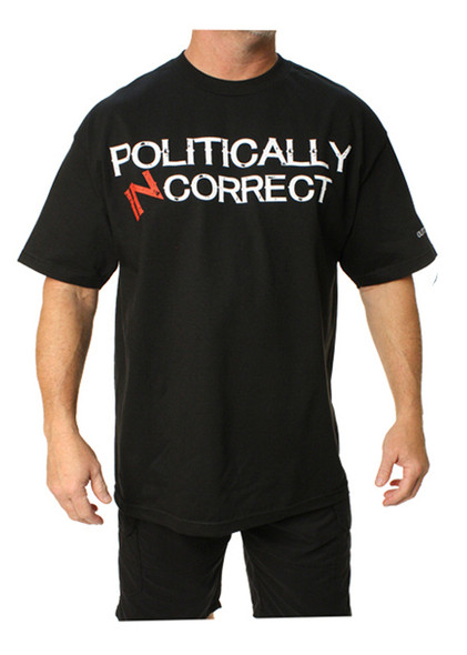 Men's Biker T-shirt - Politically Incorrect - Move Along Snowflake- SKU MT122-DS